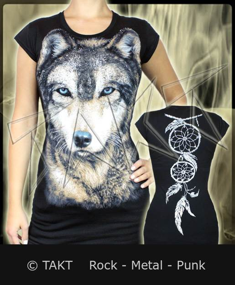 Tunika Wolf 2 All Print