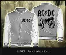Mikina baseball AC/ DC - for Those About To Rock Imp.