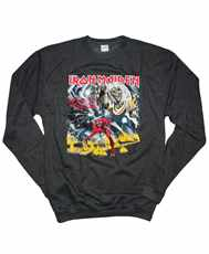 MIkina Iron Maiden - The Number Of The Beast Grey Imp.