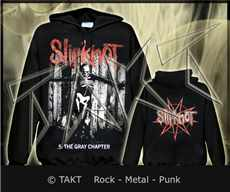 Mikina klokan Slipknot - 5:the Gray Chapter Imp.