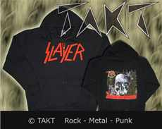 Mikina se zipem Slayer - South Of Heaven Imp.