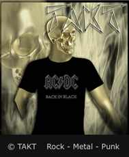 Tričko AC/ DC- Back In Black Imp.