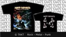Tričko Amon Amarth - Twilght Of The Tunder God - Import wg