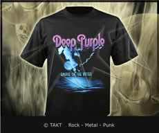 Tričko Deep Purple - smoke On The Water Imp.