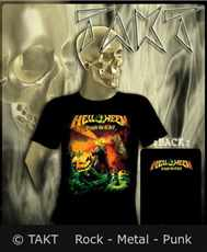 Tričko HELLOWEEN - Straight Out Of Hell imp.