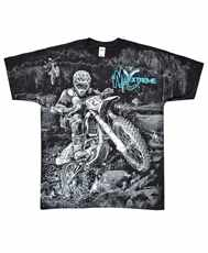 Tričko Motocross MX Extreme All Print