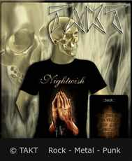 Tričko Nightwish - Prayer Imp.
