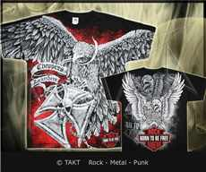 Tričko Rockriders - Eagle All Print