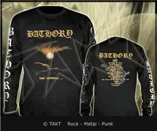 Tričko s dlouhým rukávem Longsleeve Bathory - the Return All Print Imp...