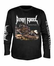 Tričko s dlouhým rukávem Longsleeve Death Angel - the Ultra Violence All Print Imp.