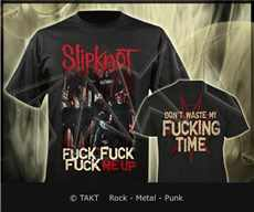 Tričko Slipknot - fuck Me Up Imp.