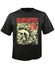 Tričko The Exploited - Punks Not Dead Imp.