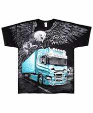 Tričko Truckers Way Of Life All Print