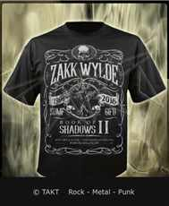 Tričko Zakk Wylde - book Of Shadows Ii Imp.