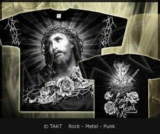 Tričko Ježiš All Print