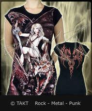 Tunika Dragon Lady All Print
