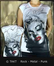 Tunika Marilyn Monroe All Print