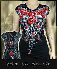 Tunika Rockriders - Roses Red