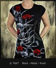 Tunika Skull Roses